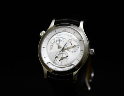 Jaeger-LeCoultre - Master Control GMT Geographic 142.8.92