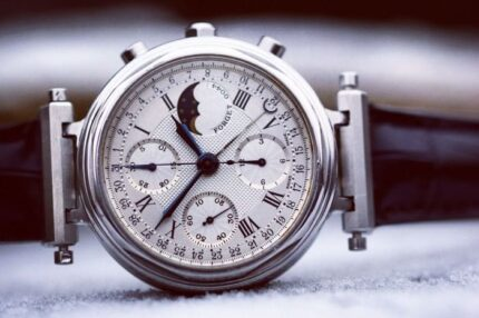 Chronometres Forget Series A - Masterpiece Complicated