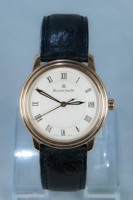 Blancpain Ultra Slim 18K Red Gold Limited Edition 333 Pieces