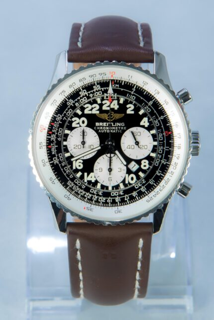 Breitling Navitimer Automatic Cosmonaute Chronograph 41 mm ~ A22322
