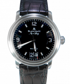 Blancpain Leman Aqua Lung Ultra Slim Big Date 40MM – 70H POWER RESERVE
