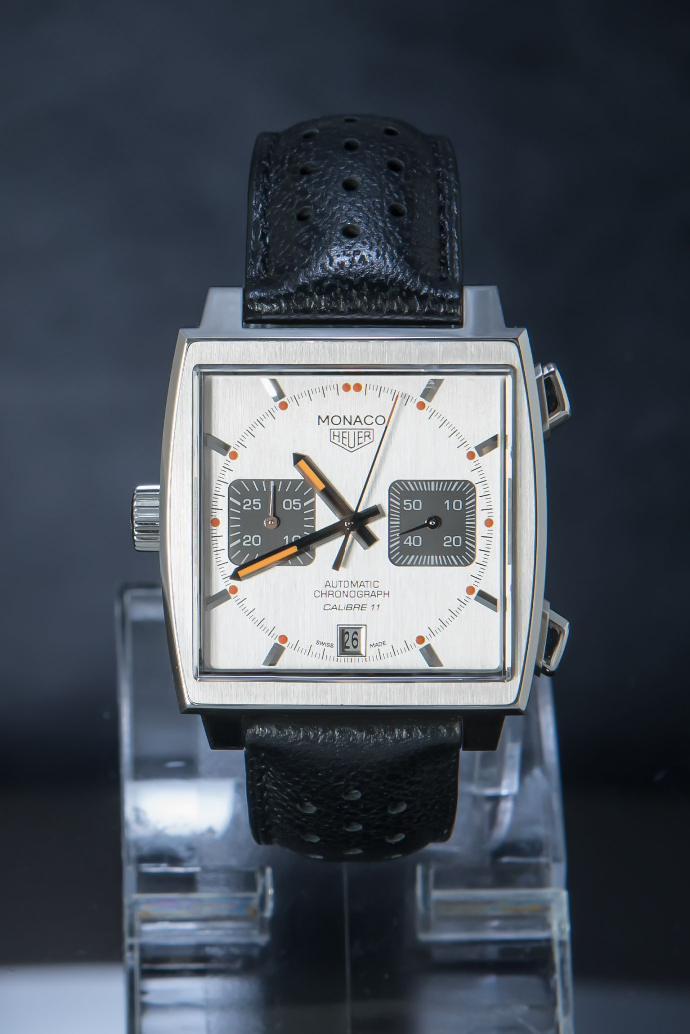 Tag Heuer Monaco Limited Edition Vintage Automatic 39 Caw211c
