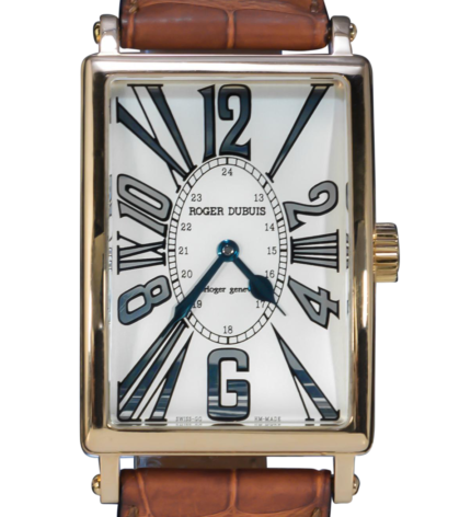 Roger Dubuis Much More 18K Rose Gold 24 Hours Dial - 1070RD Limited Edition 26 Pieces