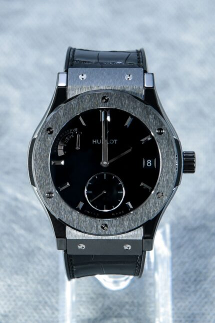 Hublot Classic Fusion 8-DAY Power Reserve 500 Limited Edition 45mm
