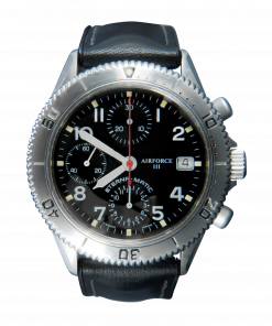 Eterna Airforce III 42mm Automatic Chronograph – A602