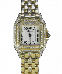 Cartier Panthère 8057915 Diamonds 18k Gold