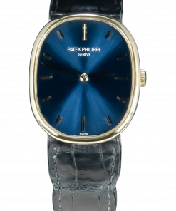 Patek Philippe Golden Ellipse 3848