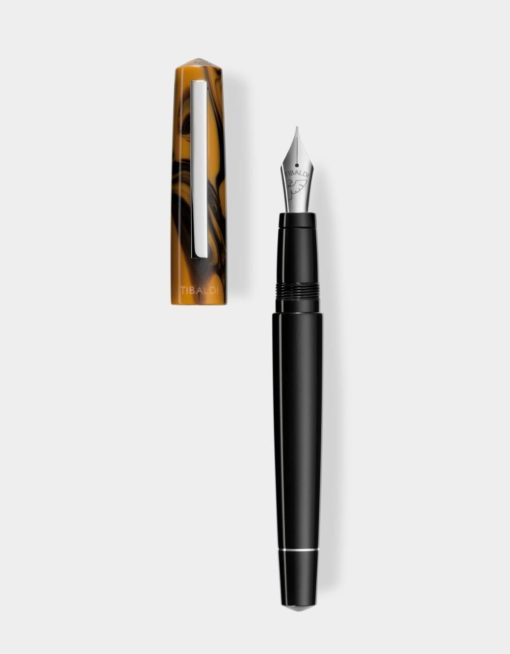 Tibaldi Infrangibile Fountain Pen Yellow