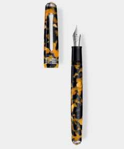 Tibaldi N.60 Fountain Pen Amber Yellow