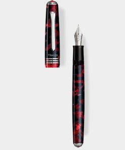 Tibaldi N.60 Fountain Pen Ruby Red