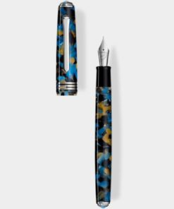 Tibaldi N.60 Fountain Pen Samarkand Blue