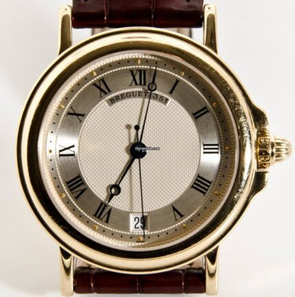 Breguet Marine Automatic 18 K Gold Top Condition - 7150