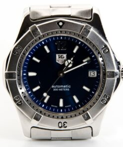 TAG Heuer 2000 WK 2117