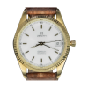 Zenith Vintage Automatic 35.5 mm 18 K Yellow Gold