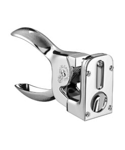El Casco Cigar Cutter Chrome