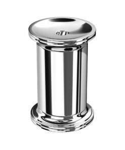 El Casco Pencil Sharpener Chrome