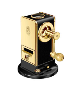 El Casco Pencil Sharpener Gold & Black
