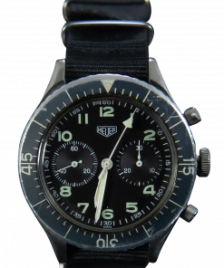 Heuer Military Flyback 1550SG Vintage