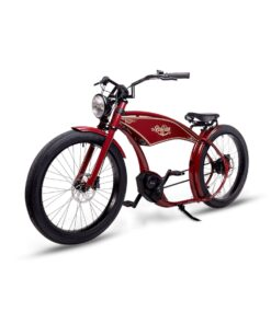 Ruff Cycles Ruffian Indian Red eBike