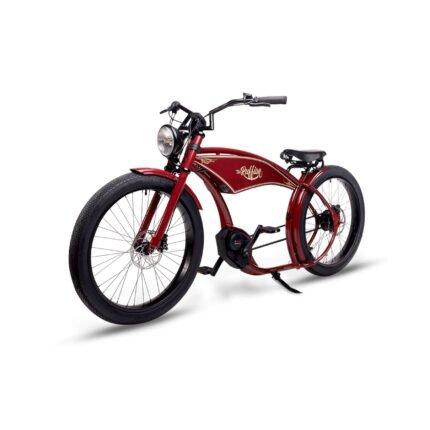 Ruff Cycles Ruffian Indian Red eBike