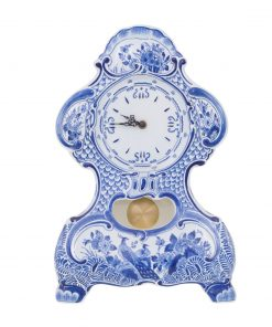 Royal Delft Large Clock