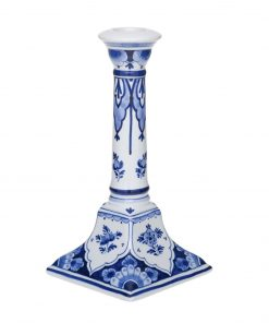 Royal Delft Candleholder The Original Blue Collection