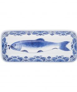 Royal Delft Herring dish The Original Blue Collection