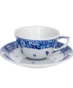 Royal Delft Tea cup & saucer The Original Blue Collection