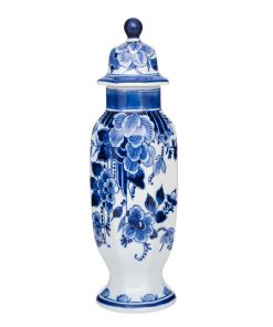 Royal Delft Jar with Lid The Original Blue Collection
