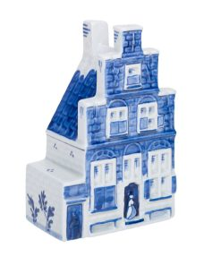 Royal Delft House Vermeer Little Street The Original Blue Collection