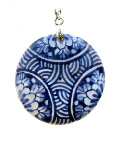 Royal Delft Medallion Round The Original Blue Collection