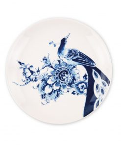 Royal Delft Dessert Bord Coupe The Original Blue Collection