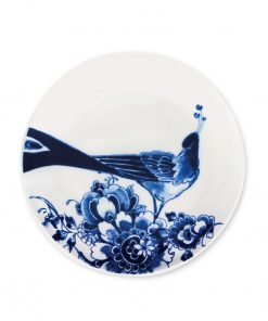 Royal Delft Cake Plate The Original Blue Collection