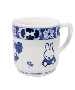 Royal Delft Mug Miffy The Original Blue Collection