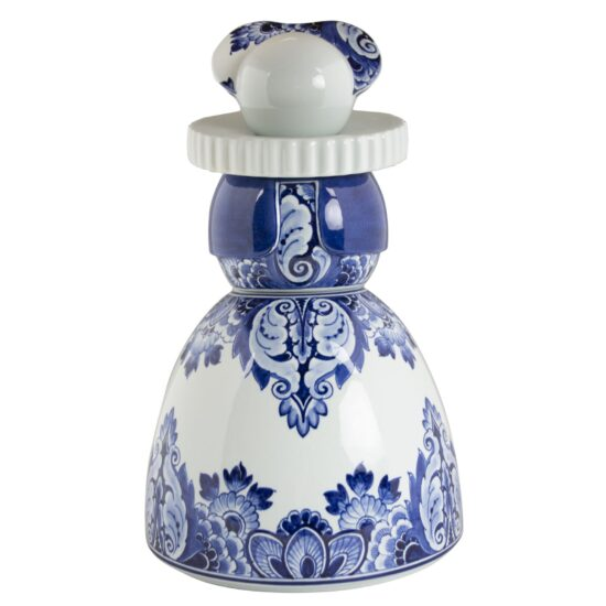 Royal Delft Proud Mary Flower The Original Blue Collection