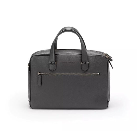 Graf von Faber-Castell Briefcase with One Compartment Cashmere Black