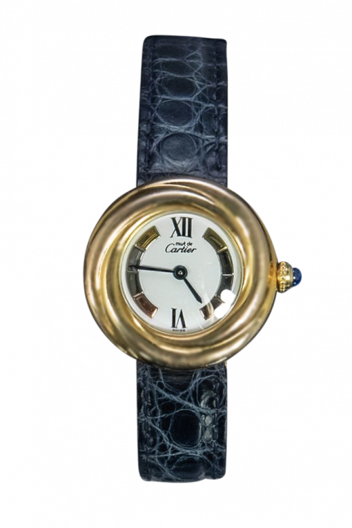 Cartier Trinity 2735 Gold Plated