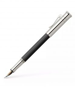 Graf von Faber-Castell Fountain pen Classic Ebony Medium