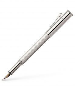 Graf von Faber-Castell Fountain pen Classic Platinum-Plated