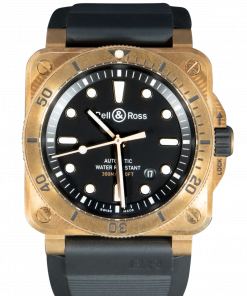 Bell & Ross Diver Automatic BR0392-D-BL-BR/SCA