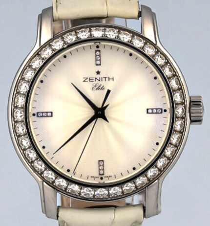 Zenith Elite Star Automatic - Limited Edition Only 16 Pieces in the world'' Zenith Diamonds - 03/16 1230 67