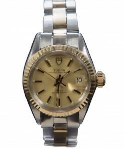 Tudor Oyster Prince Automatic Rolex Case Solid 18K Yellow Gold