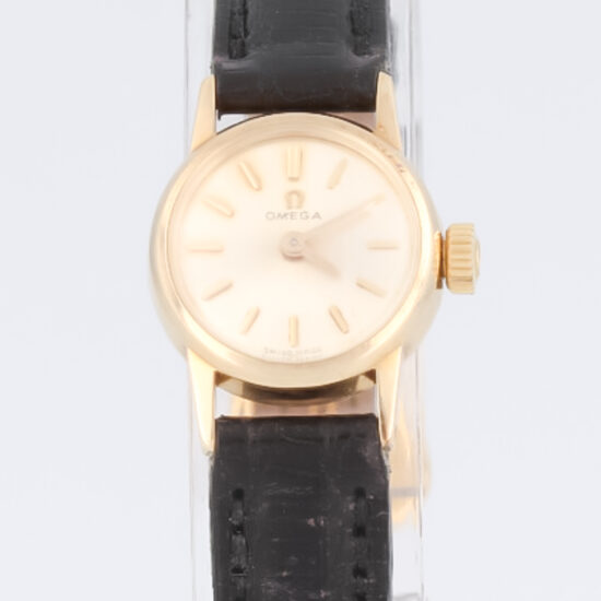 Omega Vintage Temps Lady's Cocktail Watch