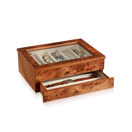 Agresti Watch Cabinet for 9 Watches