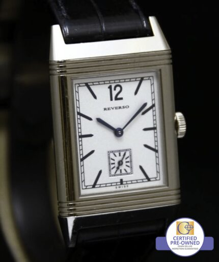 Jaeger-LeCoultre - Grande Reverso Ultra Thin 1931 18K Solid White Gold Q2783520