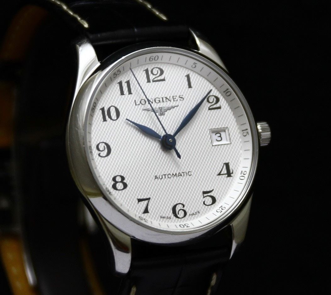 0864002bbcb SOLD. Home   Sold Watches   Longines Master Collection Ø 40 mm ...