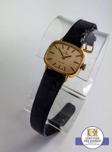 Omega De Ville Cal.625 Plaque Or L 20 Micro plated