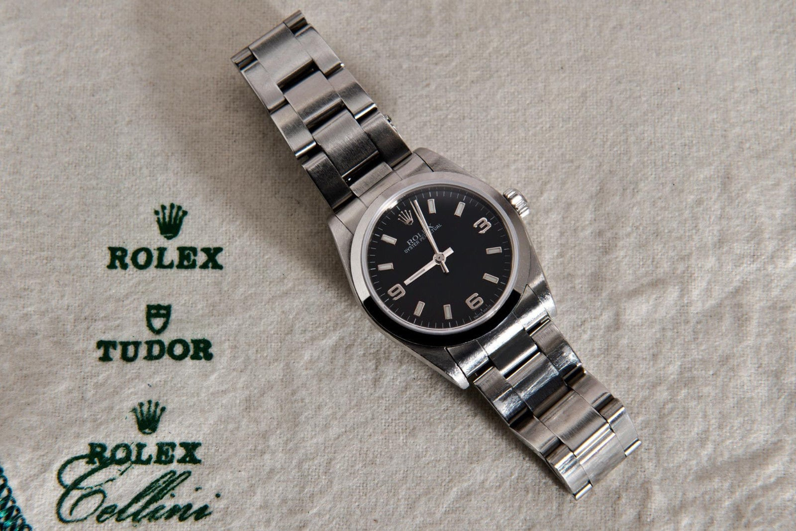 c3f0c4bf292 Home   Sold Watches   Rolex Oyster Perpetual 31 ...